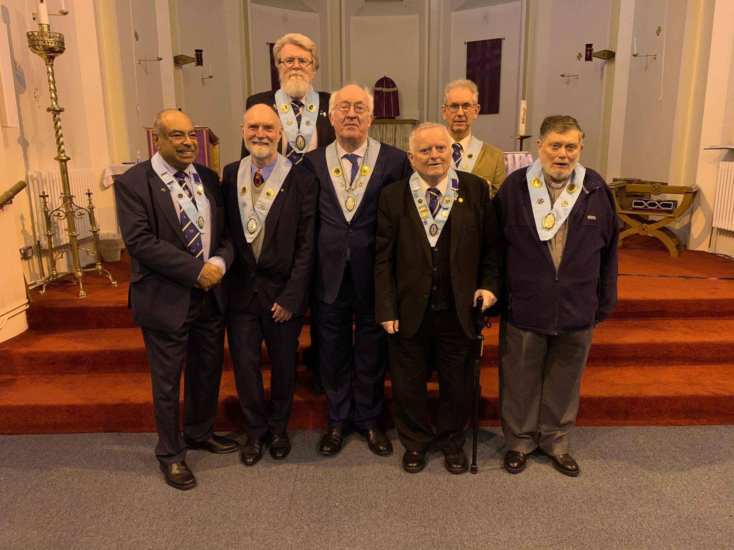 KSC Provincial Officers Southwark