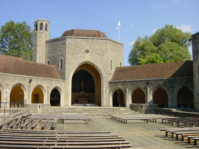 aylesford Priory (1)